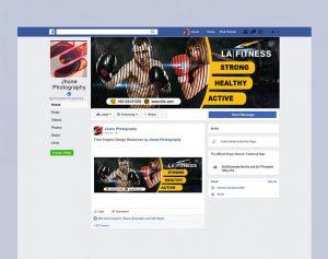 نموذج غلاف فيس بوك
